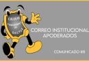 Correo Institucional Apoderados